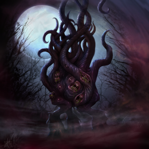 dark_young_of_shub_niggurath_by_dloliver-d4edrpw